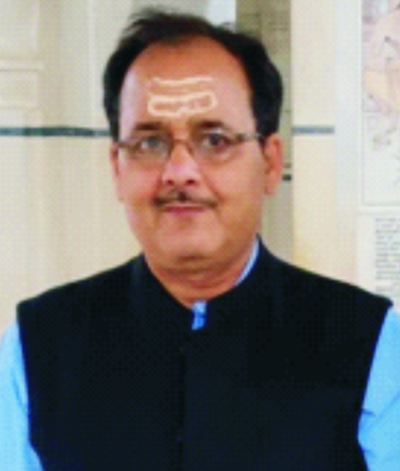 Dr. Kashinath Mishra