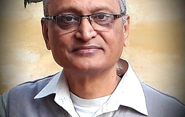 प्रॉफे. डॉ. वसन्तकुमार मनुभाई भट्ट