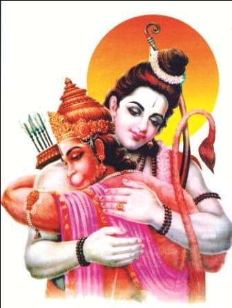 वाल्मीकि-रामायण में श्रीराम के गुणों का वर्णन