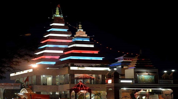Mahavir Mandir Patna 01 january 2020