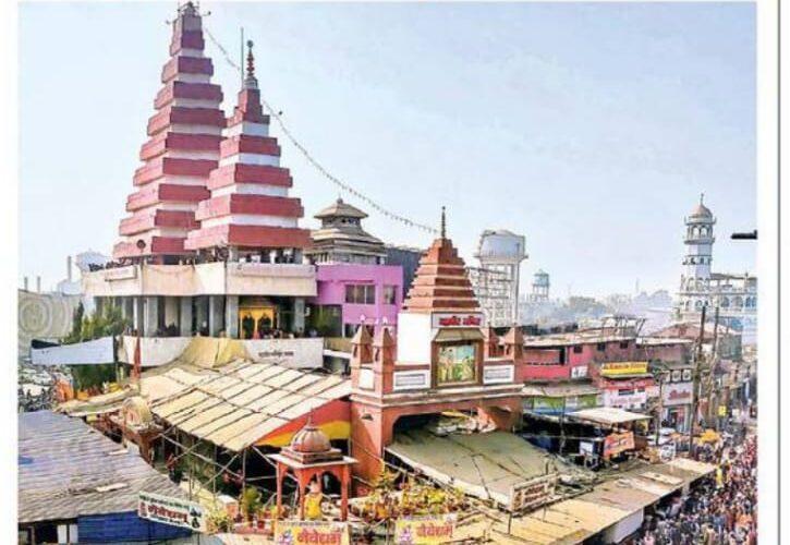 महावीर मन्दिर में नए साल पर 3 लाख श्रद्धालुओं ने किए दर्शन