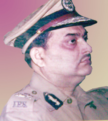Kishore Kunal as an I.A.S. officer